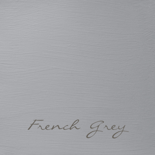 FRENCH GREY Autentico VERSANTE chalk paint Kreidefarbe