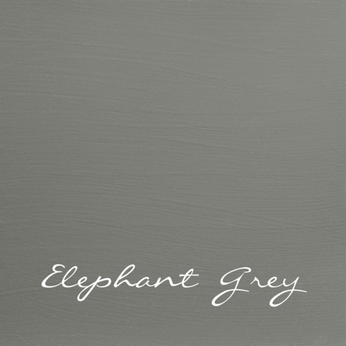 ELEPHANT GREY Autentico VERSANTE chalk paint Kreidefarbe