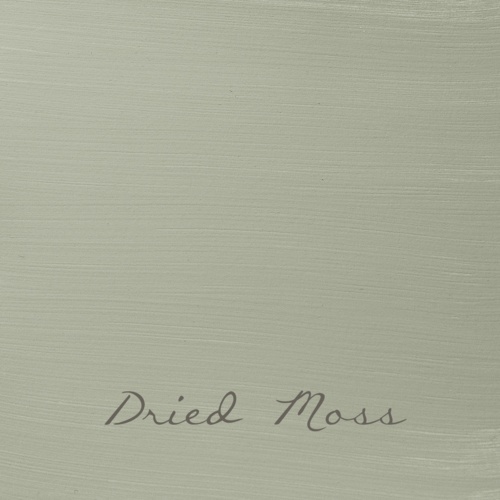 DRIED MOSS Autentico VERSANTE chalk paint Kreidefarbe