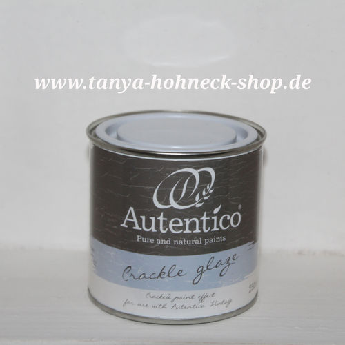 Autentico CRACKLE GLAZE (Krakelierlack, Craquelle Medium) 250 ml
