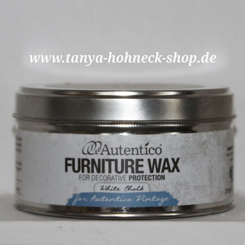 Wachs Autentico CHALK WAX GRAU