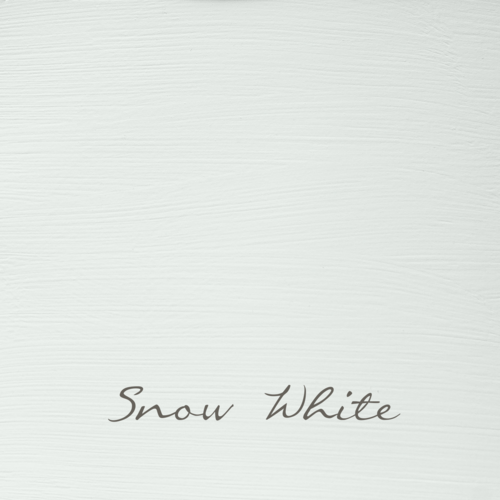 SNOW WHITE Autentico VINTAGE chalk paint Kreidefarbe