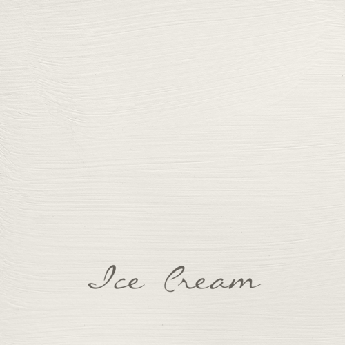 ICE CREAM Autentico VINTAGE chalk paint Kreidefarbe
