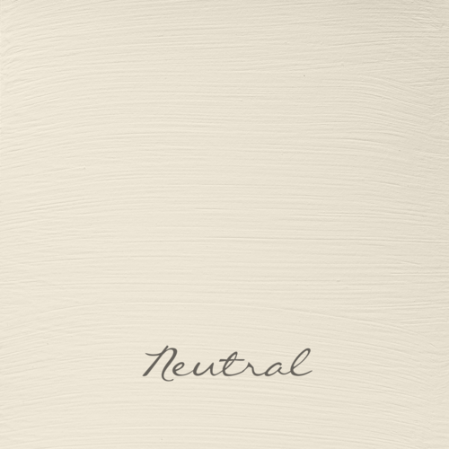 NEUTRAL Autentico VINTAGE chalk paint Kreidefarbe