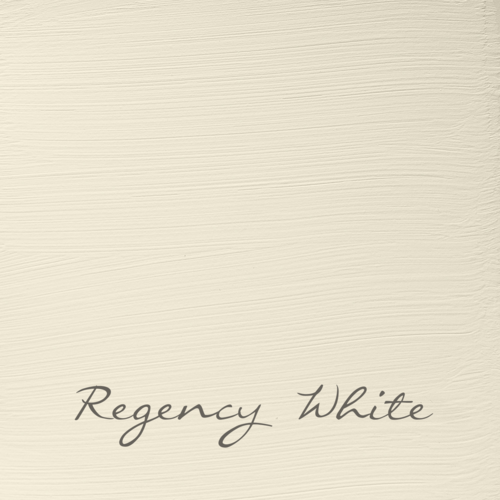 REGENCY WHITE Autentico VINTAGE chalk paint kreidefarbe