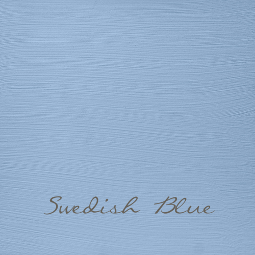 SWEDISH BLUE Autentico VINTAGE Kreidefarbe chalk paint