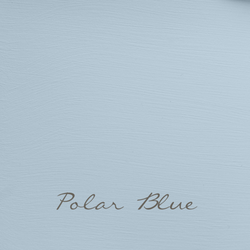 POLAR BLUE Autentico VINTAGE chalk paint Kreidefarbe