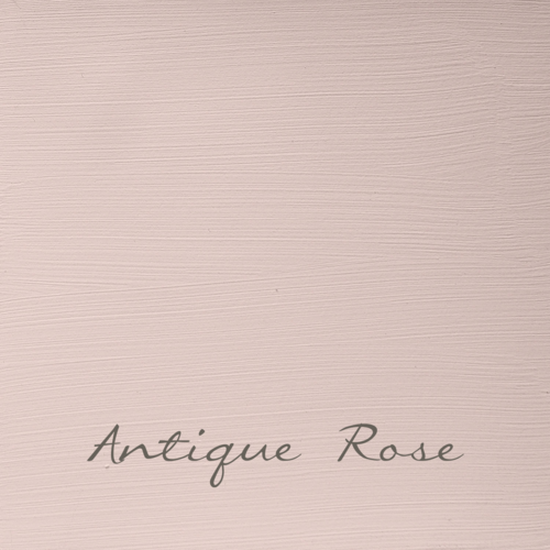 ANTIQUE ROSE Autentico VINTAGE chalk paint Kreidefarbe
