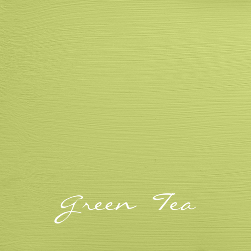GREEN TEA Autentico VINTAGE chalk paint Kreidefarbe