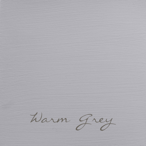 WARM GREY Autentico VINTAGE chalk paint Kreidefarbe