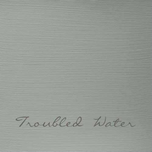 TROUBLED WATER Autentico VINTAGE chalk paint Kreidefarbe