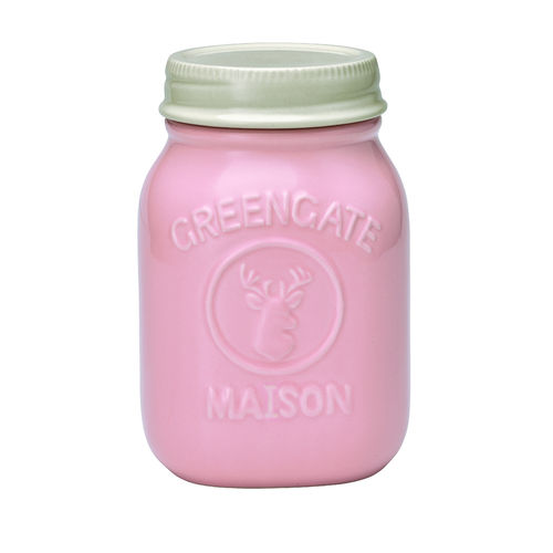 'Jar Maison pale pink' Vorratsdose by GREENGATE H19cm