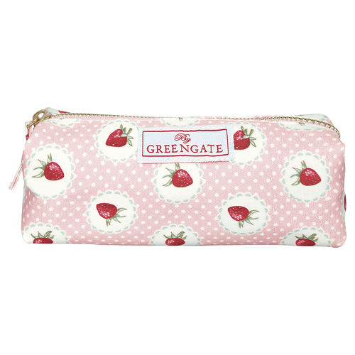 'Pouch Strawberry pale pink' by GREENGATE Kosmetiktasche
