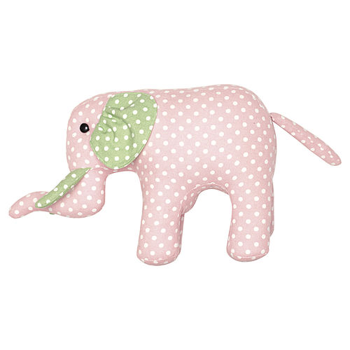 'Teddy Elephant Spot pale pink' by GREENGATE 100% Baumwolle