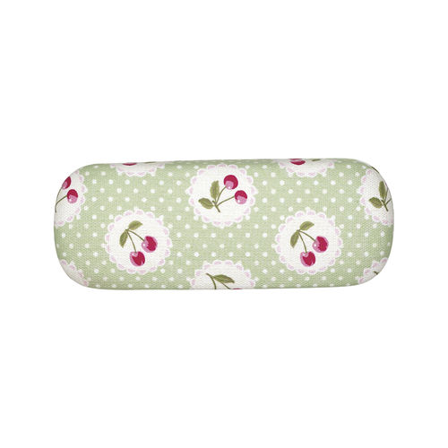 'Glasses case Cherry pale green' by GREENGATE Brillenetui